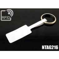 Etichette RFID segnatura NFC NTAG216