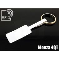 Etichette RFID segnatura Monza 4QT