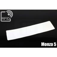 Etichette RFID UHF antimanomissione Monza 5 1