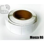 Etichette RFID 50 x 50 mm Monza R6