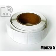 Etichette RFID 50 x 50 mm Monza 5