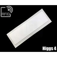 Etichette RFID 74 x 21 mm Higgs 4 1