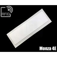Etichette RFID 74 x 21 mm Monza 4E