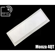 Etichette RFID 74 x 21 mm Monza 4QT 1
