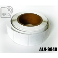 Etichette RFID 100 x 15 mm ALN-9840 Higgs EC 1