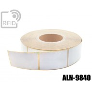 Etichette RFID 75 x 51 mm ALN-9840 Higgs EC