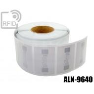 Etichette RFID 85,60 x 54 mm ALN-9640 Higgs 3 1