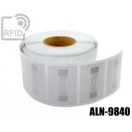 Etichette RFID 85,60 x 54 mm ALN-9840 Higgs EC