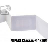 Ticket biglietti RFID MIFARE Classic ® 1K EV1 1