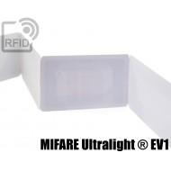 Ticket biglietti RFID NFC MIFARE Ultralight ® EV1 1