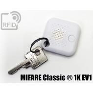 Portachiavi BLE anti-smarrimento MIFARE Classic ® 1K EV1
