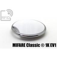 Portachiavi BLE circolare MIFARE Classic ® 1K EV1