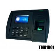 Timbracartellino presenze impronta +RFID MIFARE ® 13,56MHz
