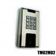 Controllo accesso apriporta varco PIN-RFID 125KHz