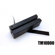 Lettore banda magnetica programmabile traccia 1 2 3 USB 1