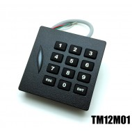 Lettore controllo accessi pin-pad IP64 RFID 13.56 MHz MIFARE 1