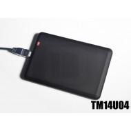 Lettore UHF emulazione tastiera USB HID desktop tavolo