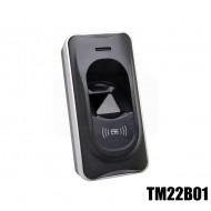 Lettore impronta + RFID 13.56 MHz impermeabile