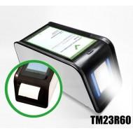 Lettore Green Pass stampante e QR scanner rapido da tavolo 1