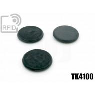 Dischi RFID fibra vetro TK4100