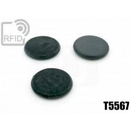Dischi RFID fibra vetro T5567 1