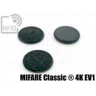 Dischi RFID fibra vetro MIFARE Classic ® 4K EV1