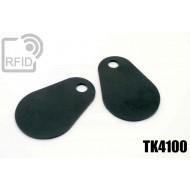 Etichette RFID fibra vetro TK4100