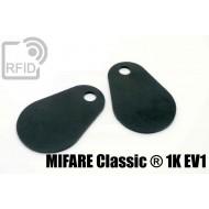 Etichette RFID fibra vetro MIFARE Classic ® 1K EV1