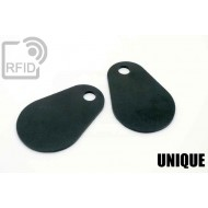 Etichette RFID fibra vetro UNIQUE