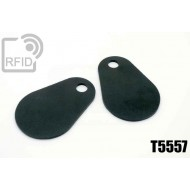 Etichette RFID fibra vetro T5557