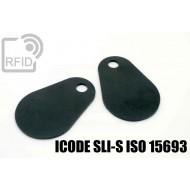 Etichette RFID fibra vetro ICODE SLI-S ISO 15693
