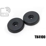 Dischi RFID 32mm adesivi TK4100