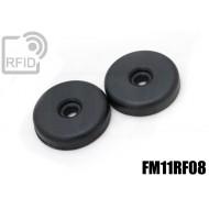 Dischi RFID 32mm adesivi FM11RF08