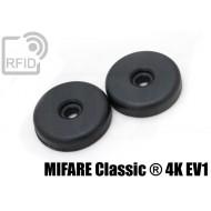 Dischi RFID 32mm adesivi MIFARE Classic ® 4K EV1