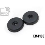 Dischi RFID 32mm adesivi EM4100