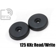 Dischi RFID 32mm adesivi Read/Write 125 Khz