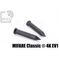 Chiodi tag RFID 36mm MIFARE Classic ® 4K EV1