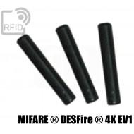 Tubetti tag RFID NFC MIFARE ® DESFire ® 4K EV1