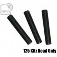 Tubetti tag RFID Read Only 125 Khz