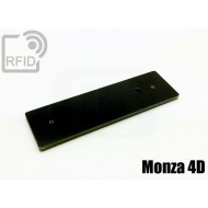 Tag rigido RFID per metalli Monza 4 - 4D