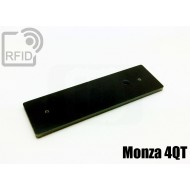 Tag rigido RFID per metalli Monza 4 - QT