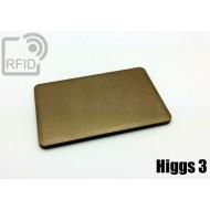 Tessera rigida RFID UHF Higgs 3