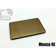 Tessera rigida RFID UHF Monza 4E