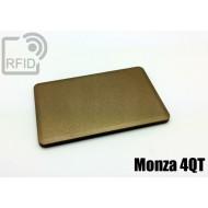 Tessera rigida RFID UHF Monza 4QT