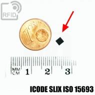 Tag RFID miniaturizzato ICODE SLIX ISO 15693
