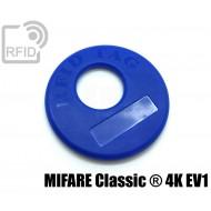 Disco RFID prodotti appesi MIFARE Classic ® 4K