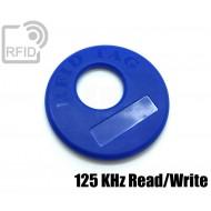 Disco RFID prodotti appesi 125 KHz Read/Write