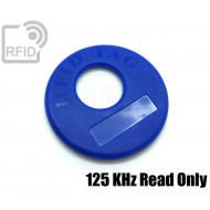 Disco RFID prodotti appesi 125 KHz Read Only