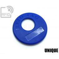 Disco RFID prodotti appesi UNIQUE