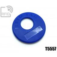 Disco RFID prodotti appesi T5557
